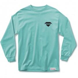 Camiseta Diamond Viewpoint LS Diamond Blue