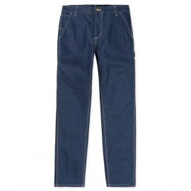 Pantalón Carhartt Ruck Single Knee Pant Blue Rigid