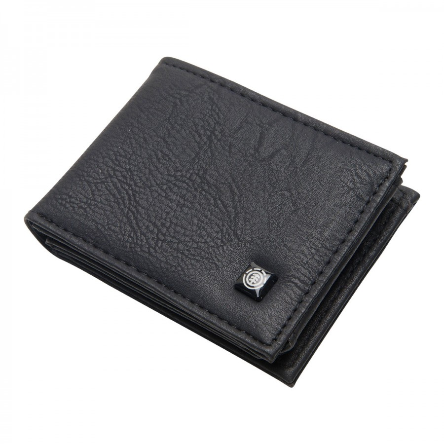 Cartera Element Segur Wallet  Flint Black