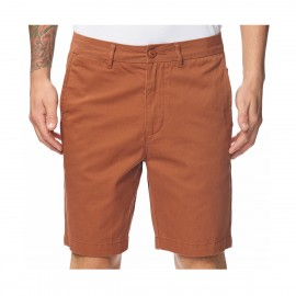 Bermuda Globe Goodstock Chino WalkShort Clay