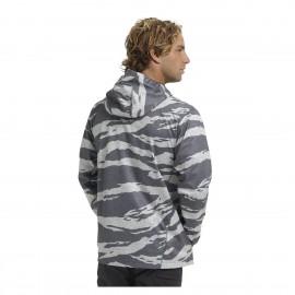 Cazadora Burton Portal LTE Jacket True Black Tiger