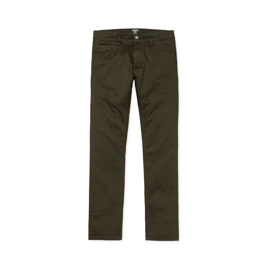 Pantalon Carhartt Rebel Pant Cypress Rinsed