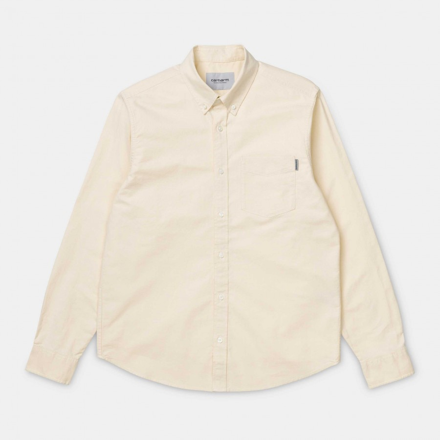 Camisa Carhartt Button Down Pocket Shirt LS Fresco