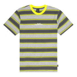 Camiseta HUF Travis S/S Knit Top Hot Lime