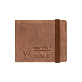 Cartera Element Endure Leather II Wallet Brown