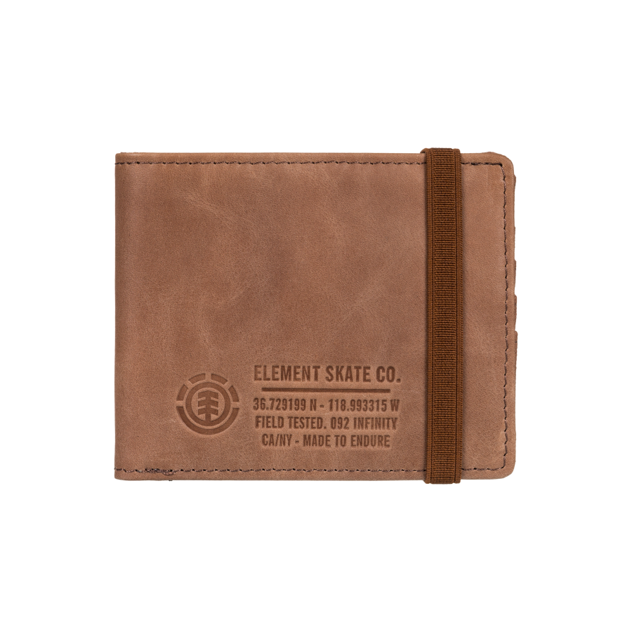 Cartera Element Endure Leather II Wallet Brown