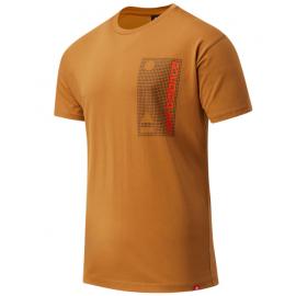 Camiseta New Balance Athletics Terrain Crew SS WWK