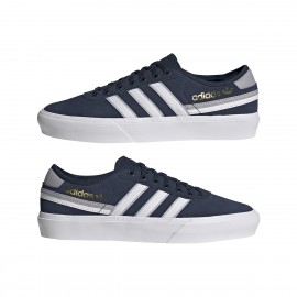 Zapatillas Adidas Delpala Premiere Navy White Grey
