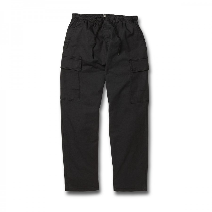 Pantalon Volcom X Macba Life Cargo Pant Black
