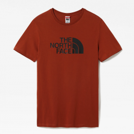 Camiseta The North Face Easy Tee Brandy Brown