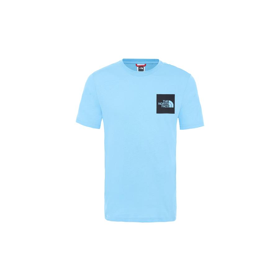 Camiseta The North Face Fine Tee Etheral Blue