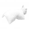 Cojin Ripndip Lord Nermal Pillow Pet White