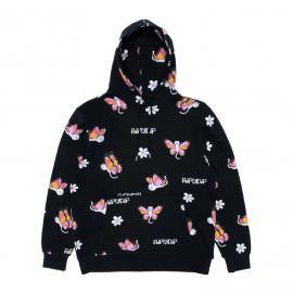 Sudadera RipNDip Butterfly Hoodie Black