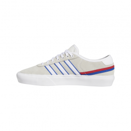 Zapatillas Adidas Delpala Premiere White Royal Blue