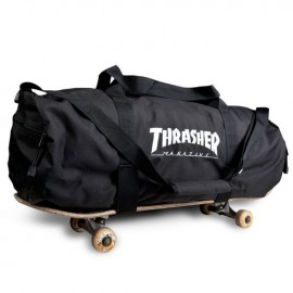 Bolsa Thrasher Skate Bag Duffle Black