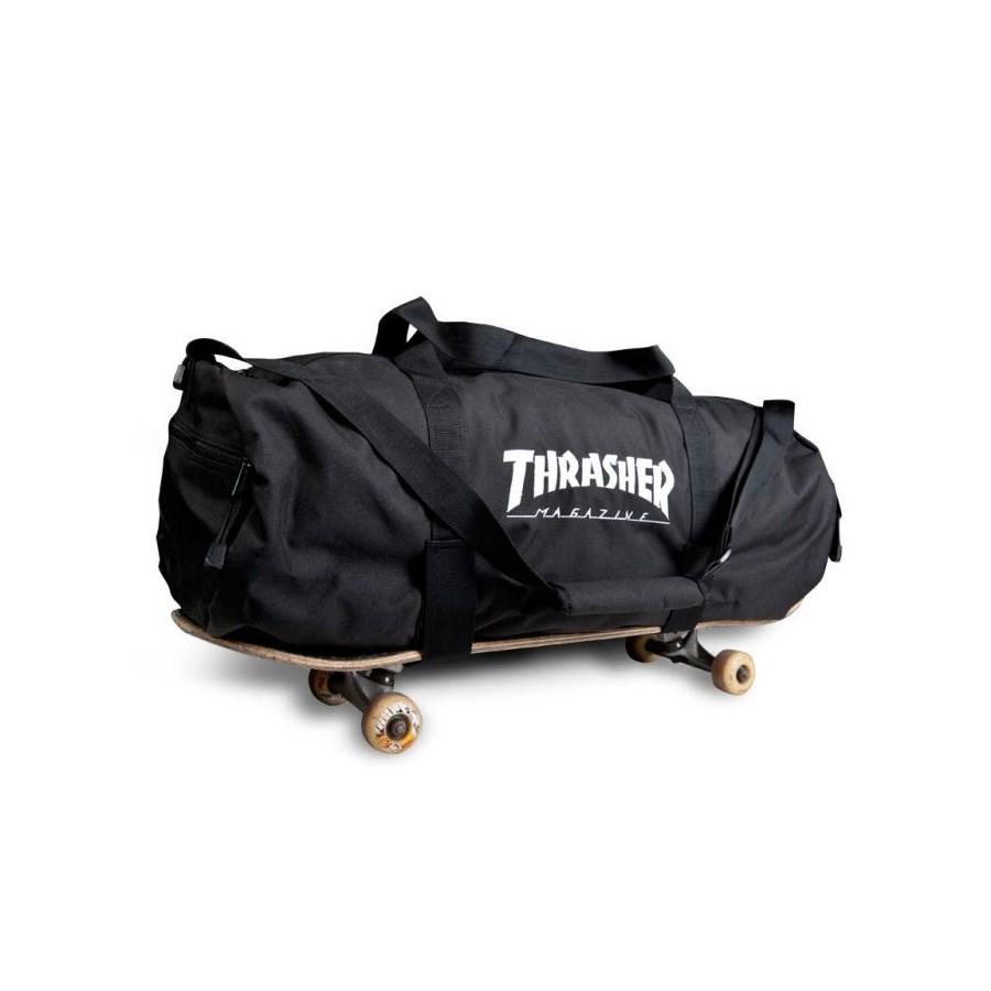 Bolsa Thrasher Skate Bag Duffle Black