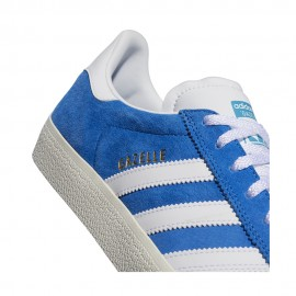 Zapatillas Adidas Gazelle ADV Blue White White