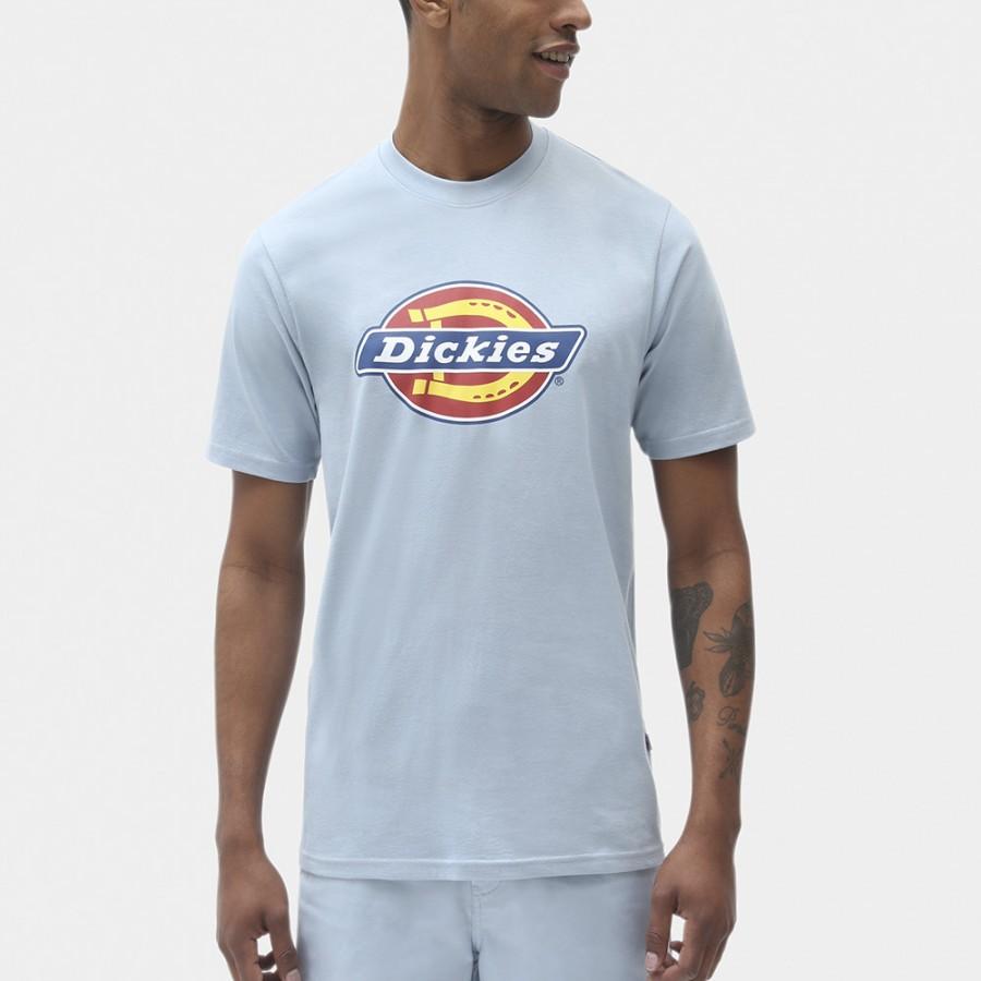 Camiseta Dickies Icon Logo Tee Fog Blue
