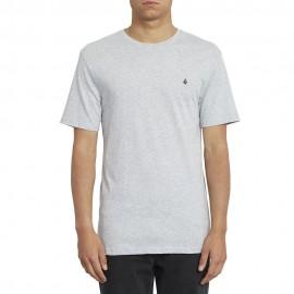 Camiseta Volcom Stone Blanks BSC SS Heather Grey