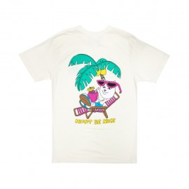 Camiseta RipN Dip Big Chillin Tee Natural