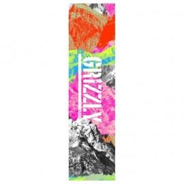 Lija Grizzly Neon Range Stamp Griptape