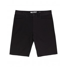 Bermuda Element Sawyer Classic Short Off Black