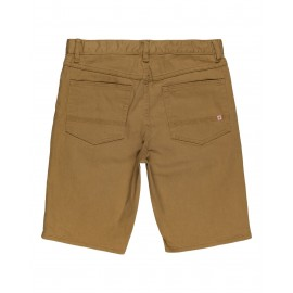 Bermuda Element E02 Color Twill WK Canyon Khaki