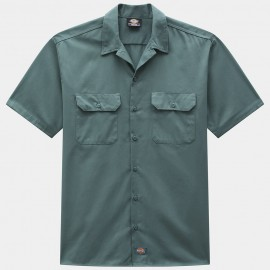 Camisa Dickies Work Shirt SS Lincoln Green