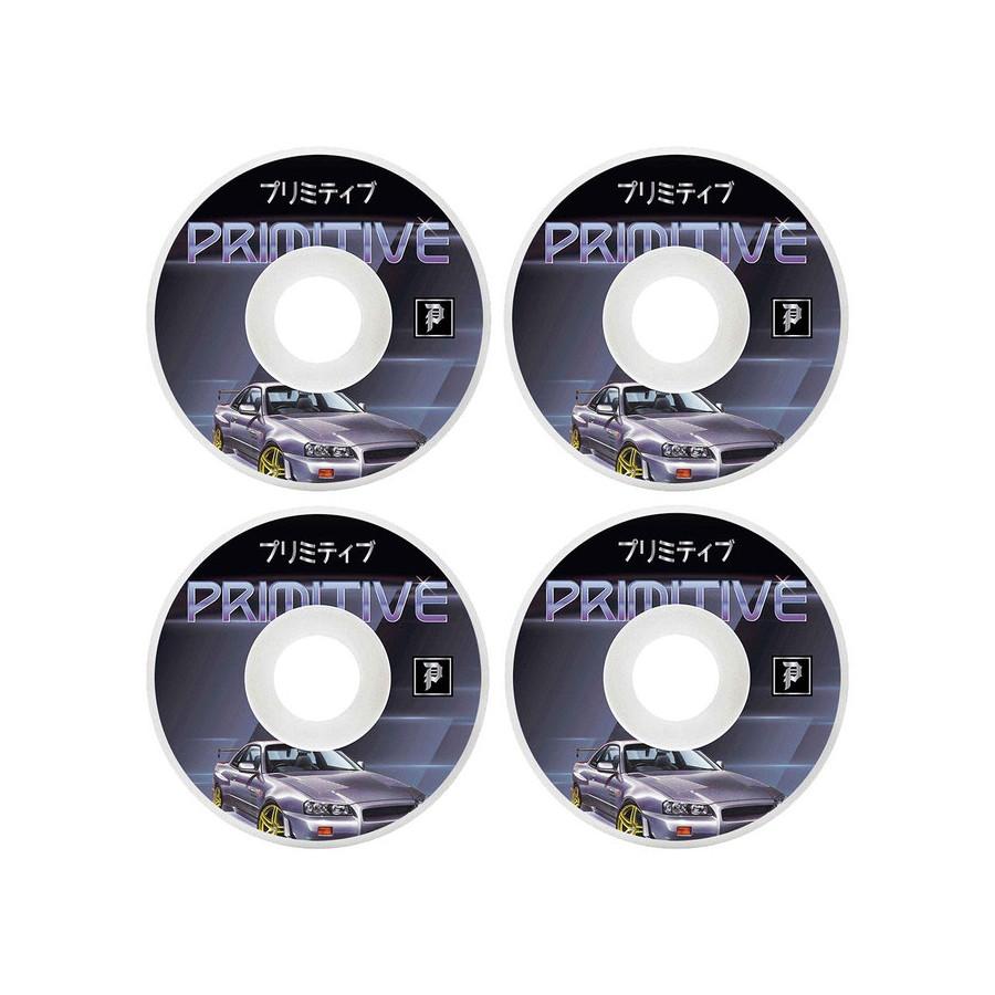 Ruedas Skate Primitive RPM Team 54mm