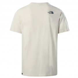 Camiseta The North Face Rust 2 Tee SS Vintage White