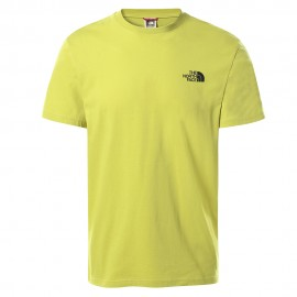 Camiseta The North Face Simple Dome Tee SS Citronelle Green