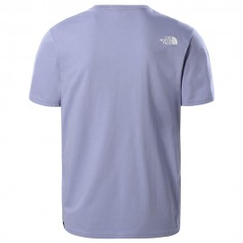 Camiseta The North Face Standard SS Tee Sweet Lavender