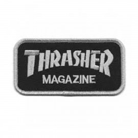 Parche Thrasher Patch Logo
