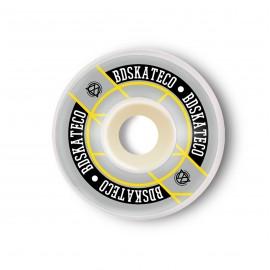 Ruedas BDSkateCO Fade Away Grey 53mm