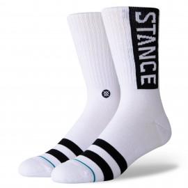 Calcetines Stance OG White